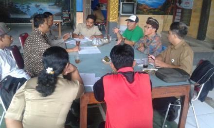 Peningkatan kapasitas team verifikasi desa Bontihing