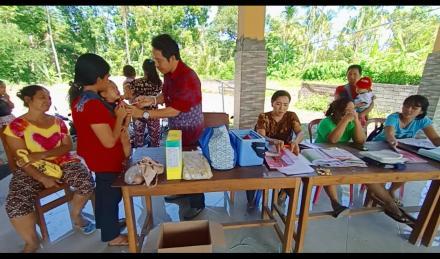POSYANDU : INVESTASI HIDUP SEHAT